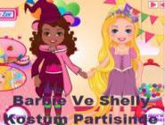Barbie Ve Shelly Kostüm Partisinde