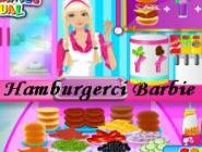 Hamburgerci Barbie