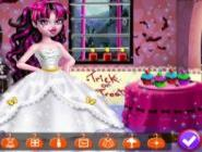 Monster High Halloween Dekorasyonu
