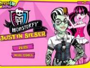 Monster High Justin Bieber