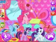My Little Pony Oda Dekorasyonu