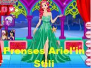 Prenses Ariel'in Stili